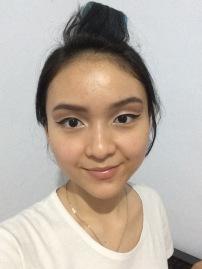 added eye liner